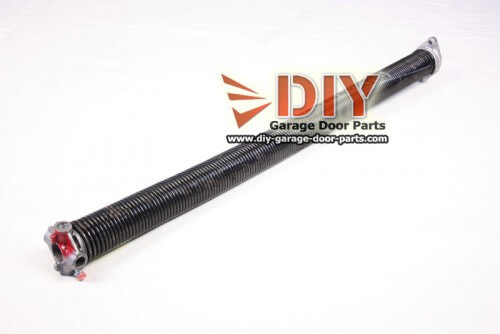 torsion garage door springs. .192 x 1.75\u2033 20\u2033 torsion spring pulls 70lbs garage door springs