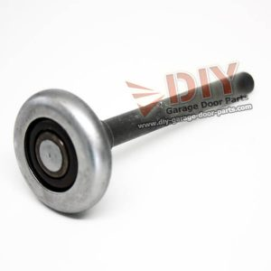 """2"""" Steel Roller, 10 Ball Bearing with 4"""" Stem"""