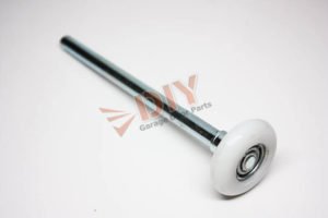 11 Bearing Garage Door Nylon Roller - 7 Inch Stem