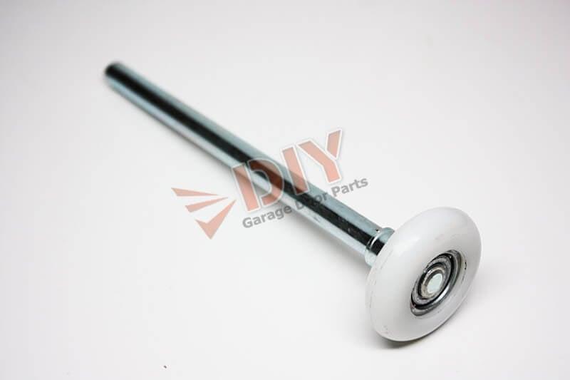 Garage door nylon roller 7 inch stem made for 2 track 2 25 garage