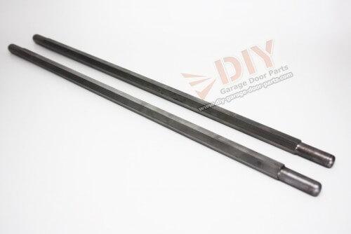 Hex Winding Bars. 2  Silent Garage Door Slide Lock