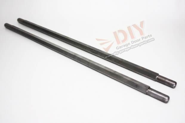 Hex Winding Bars for Garage Door Torsion Spring