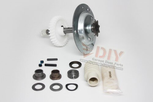 Liftmaster Gear and Sprocket Assembly (Belt Drive 2002-Present)