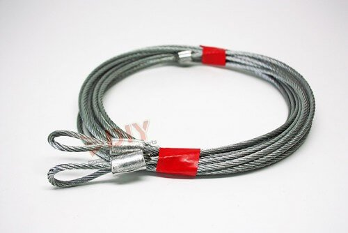 1/8 7 x 7 Torsion Cable