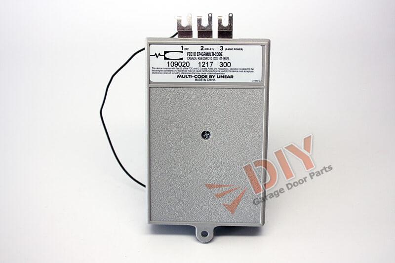 2 Garage Door Remotes and Reciever - Linear Multi-Code