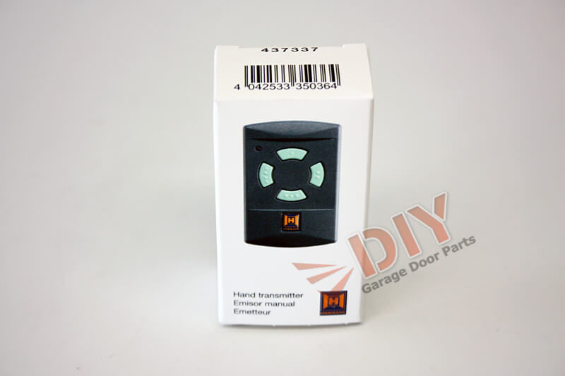 Hormann Mini Remote Transmitter 315 MHZ (HSM4-315 for SilentDrive 5500, 7500, and 8500)