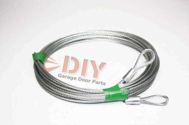 Extension Spring Cables for 7FT High Door