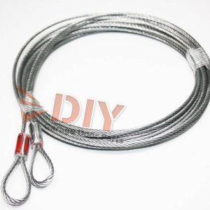 Torsion Cables 7ft