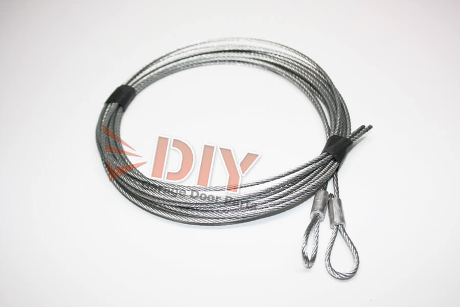 Garage Door Safety Restraint Cable