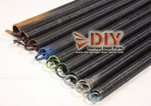 garage door extension springs